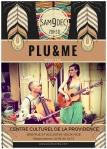 affiche PLU&ME2